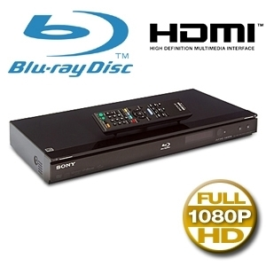 Sony BDP-S360 Blu-Ray Disc Player REFURB