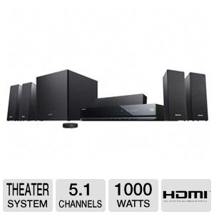 Sony BDV-E280 3D Blu-ray Disc Home Theater System