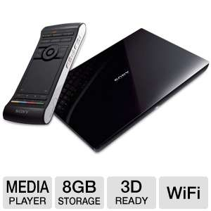 Sony Google TV Built-In 8GB Internet Player