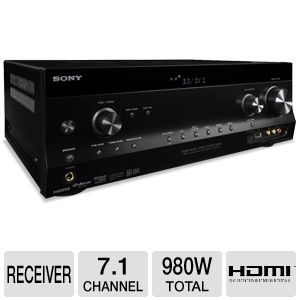 Sony STR-DH830 7.1 Home Theater A/V Receiver