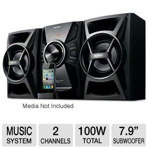 Sony MHC-EC609IP Mini Hi-Fi Music System