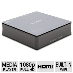 Sony SMPN200 Network Media Player