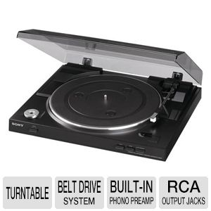 Sony PSLX250H Turntable