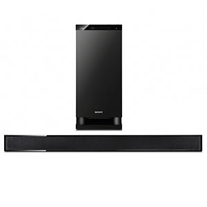 Sony HTCT150 Sound Bar Home Theater System REFURB