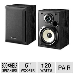 Sony SS-B1000 Bookshelf Speakers