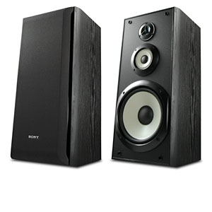 Sony SS-B3000 Bookshelf Speakers REFURB