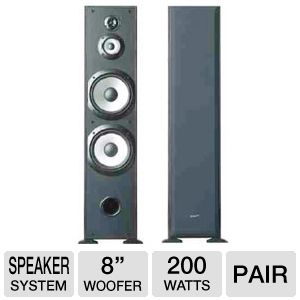 Sony SSF7000 Floor Standing Speakers 