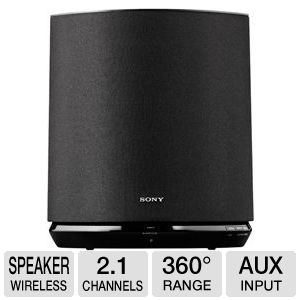 Sony SA-NS400 Wireless Multi-room Audio Speaker
