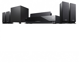 Sony BDV-E370 3D Blu-ray Disc Home Theater System