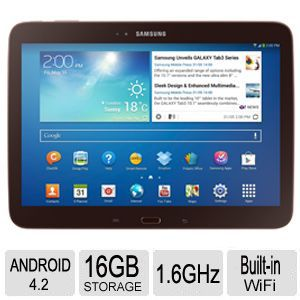 SAMSUNG GALAXY TAB 3 10' 1.6GHZ/1/16GB/JB4. REFURB