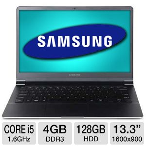 Samsung Series 9 13.3&quot; Core i5 128GB SSD Ultrabook
