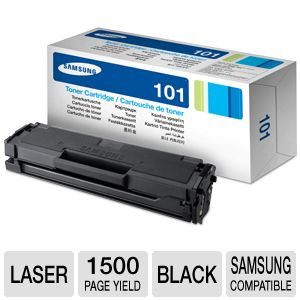 Samsung MLT-D101S Black Toner Cartridge 1.5K