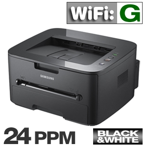 Samsung ML2525W Wireless Mono Laser Printer
