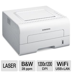Samsung ML-2955DW Wireless Mono Laser w/ Duplex