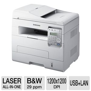 Samsung SCX4729FD Mono Laser All-in-One / Network
