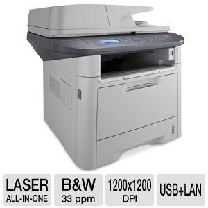 Samsung SCX4835FR Mono Laser All-in-One Printer