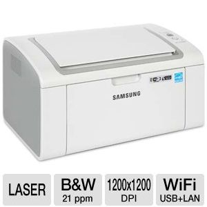 Samsung ML2165W  WiFi Mono Laser Printer