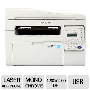 Samsung SCX3405FW WiFi Mono Laser All-in-One