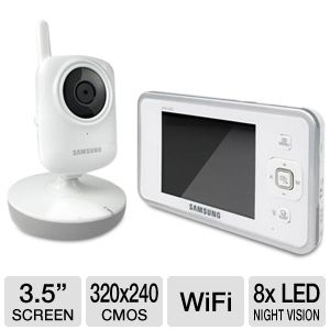 Samsung SecureView Wireless Monitoring System