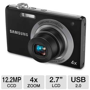 Samsung TL105 EC-TL105ZBPBUS Digital Camera