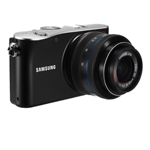 Samsung NX-100 Digital Camera and 20-50mm L REFURB