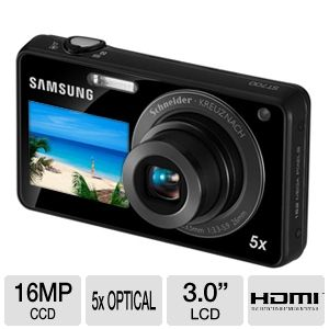 Samsung ST700 DualView Digital Camera