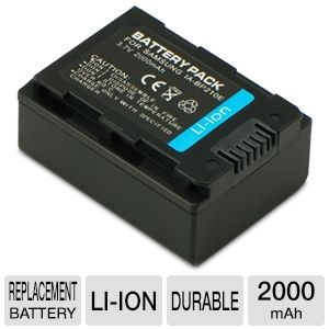 Samsung IA-BP210E Lithium-Ion Replacement Battery
