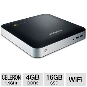 Samsung Celeron 16GB SSD ChromeBox