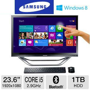 "Samsung 23.6"" Core i5 1TB HDD 6GB RAM All-In-One"