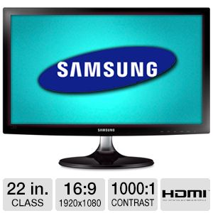 "Samsung 22"" Class 1920x1080 LED Monitor"