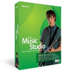 Sony Acid Music Studio 7