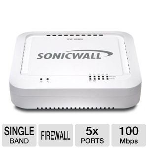 SonicWALL TZ 200 Firewall - Up to 25 Users