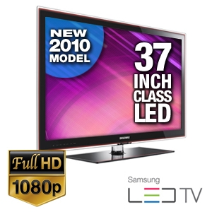 Samsung UN37C5000 37&quot; Ultra Slim LED HDTV