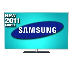 Samsung UN46D6400 46&quot; Class 3D LED HDTV