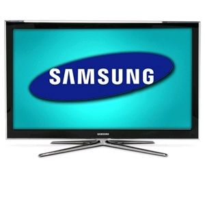 "Samsung UN55C7000 55"" 3D LED HDTV-1080p, 1920x1080, 240Hz, VGA, 4x HDMI, (Open Box)"