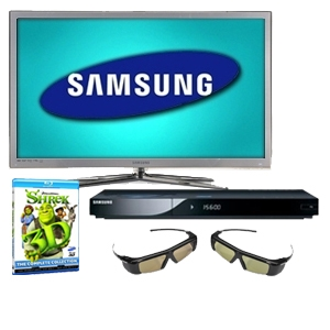 Samsung UN65C8000 65&quot; Ultra Slim Design 3D  Bundle
