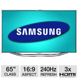 Samsung 65&quot; Class 1080p 240Hz LED 3D HDTV