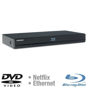 Samsung BD-P1600 Blu-Ray Player