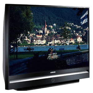 Samsung 61&quot; 1080p Rear Projection HDTV