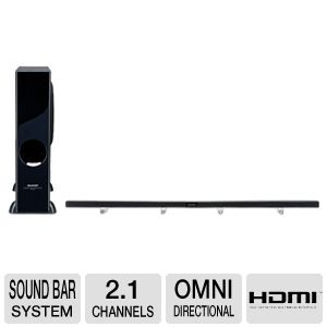 Sharp HT-SL70 2.1 Channel Sound Bars