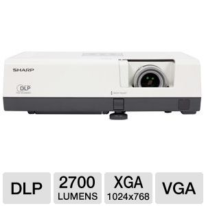 Sharp XR-55X XGA DLP Projector
