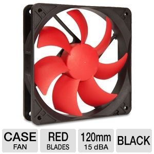 SilenX EFX-12-15 Effizio Silent 120mm Case Fan