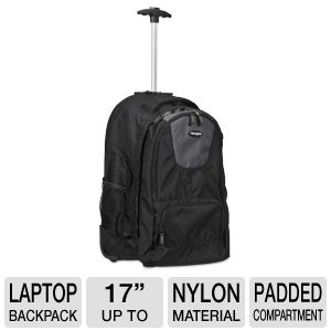 Samsonite 17896-1053 Wheeled Laptop Backpack 