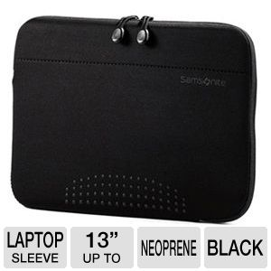 "Samsonite 43319-1041 Aramon NXT 13"" MacBook Sleeve"