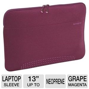 "Samsonite 43319-1373 Aramon NXT 13"" MacBook Sleeve"