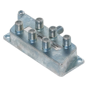 Steren 200-206 6-Way 900MHz F Splitter