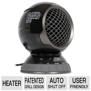 BlueSens Fan Heater - The Sharper Image