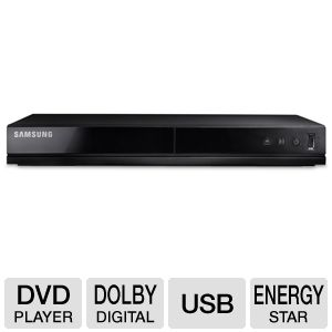 Samsung DVDE360 Progressive Scan DVD Player