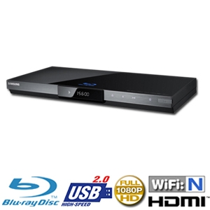 Samsung BD-C7900 3D WiFi Blu-ray Player