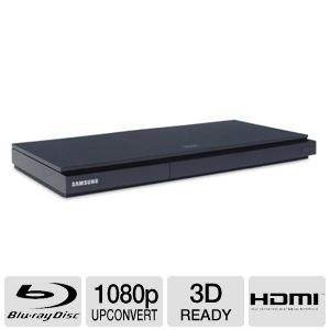 Samsung BD-D5500 3D Blu-ray Disc Player  REFURB